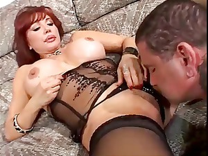 cougar &; pornstars: beautiful virginia bella