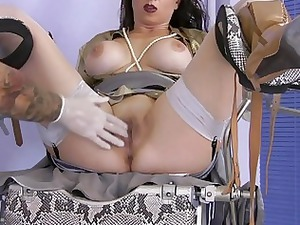 fisting horny milf angels inside nylons