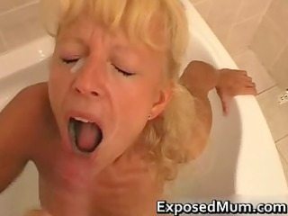 mom licking her neighbors cock part3