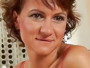 older chelsea dildoing