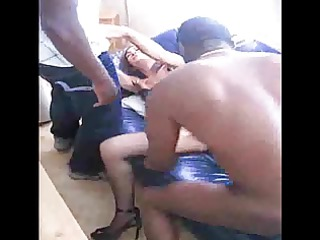 cuckold hubby films his whore housewife
