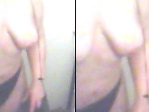 mothers breasts! hidden cam undressing!