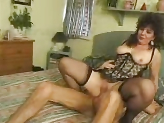 fresh american milf gangbanged anal