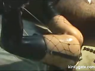 extreme butt bdsm training my maiden paula