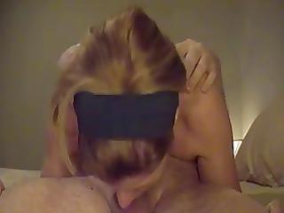 milf swallows- mouthfucking