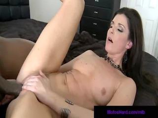 18-milfs pierced by dark penis