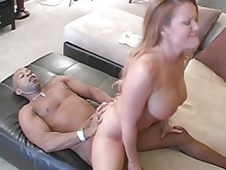 inexperienced woman and her large ebony fucker