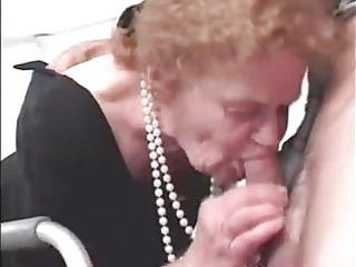 elderly gumjob