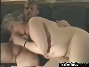 fucking my bbw lady to a loud orgasm