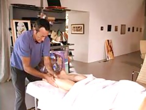 mimi rogers filled figure massage