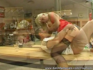 dutch lady giant tits