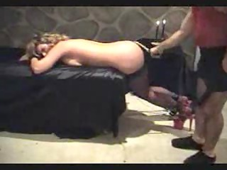 spanked mother