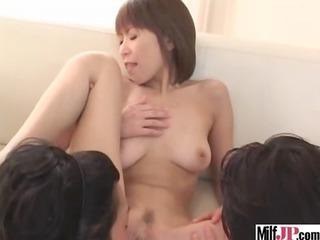 extremely impressive wonderful japanese woman