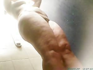 camping shower spy cam