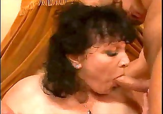 threesome american cougar troia orgy bbw acquires