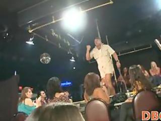 cowboy expose at hen-party