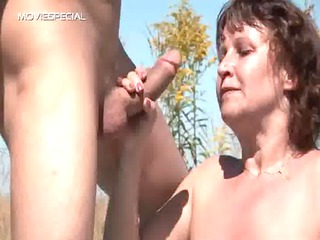 busty milf gets her hairy muf fucked