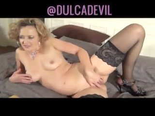 slutty french lady on cam