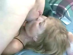 loveliness mature amateur lady mom blowjob oral