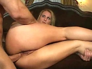 albino lady takes an arse drilling pierce fest