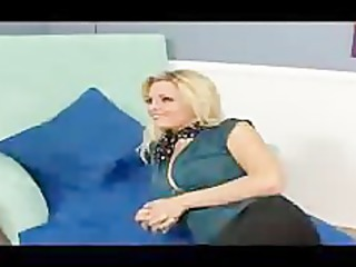 blonde milf omfg wow