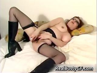 hot round tits mom vibrator banged