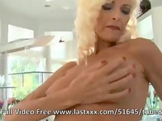 mature bleached with giant tits and fat cocks