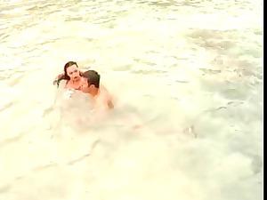 ravishing girl lifeguards do some astounding