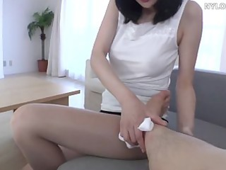 nylons wife and nylons affair