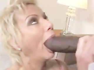 ebony cum for colorless lady