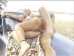 old pierced outdoor