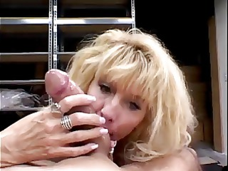 awesome grown-up blond cougar dallas callan