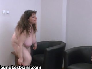 naughty cougar babe with giant chest obtains part6