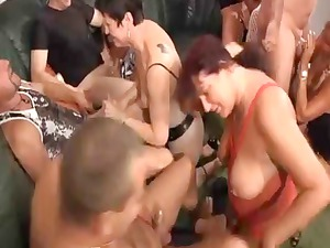 old group sex