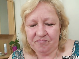 oh mom! you drives my bfs cock?!?