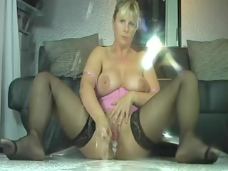 breasty mother id like to bang into nylons moist
