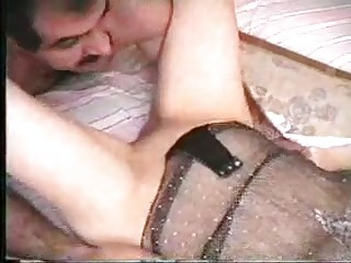 enormously classy woman girl takes gangbanged