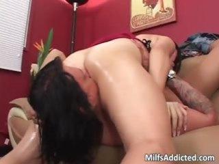 eastern  lady enjoys slutty games part1