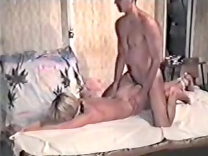 blonde into young bdsm tape