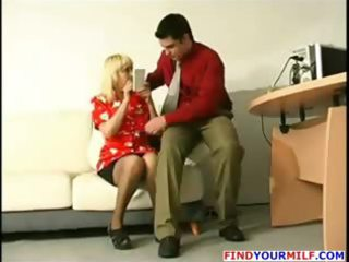 young boss score mature secretary