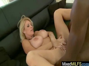 mature babe obtain fucked hard by black dick
