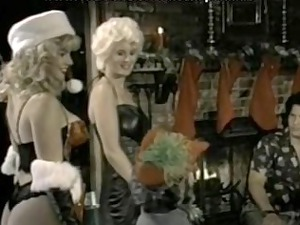 vintage blond gang-banged uneasy