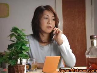 naughty japanese older  girls sucking part2