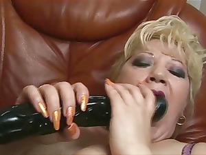 olga fingering &; footing