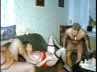 older bbw threesomes