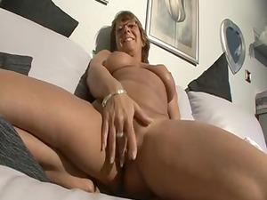 giant breast granny solo