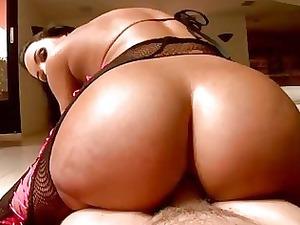 lustful milf lika amanda in hot lingerie arse