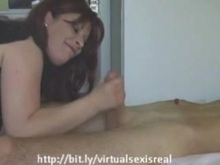 german woman brunette licks and bangs a